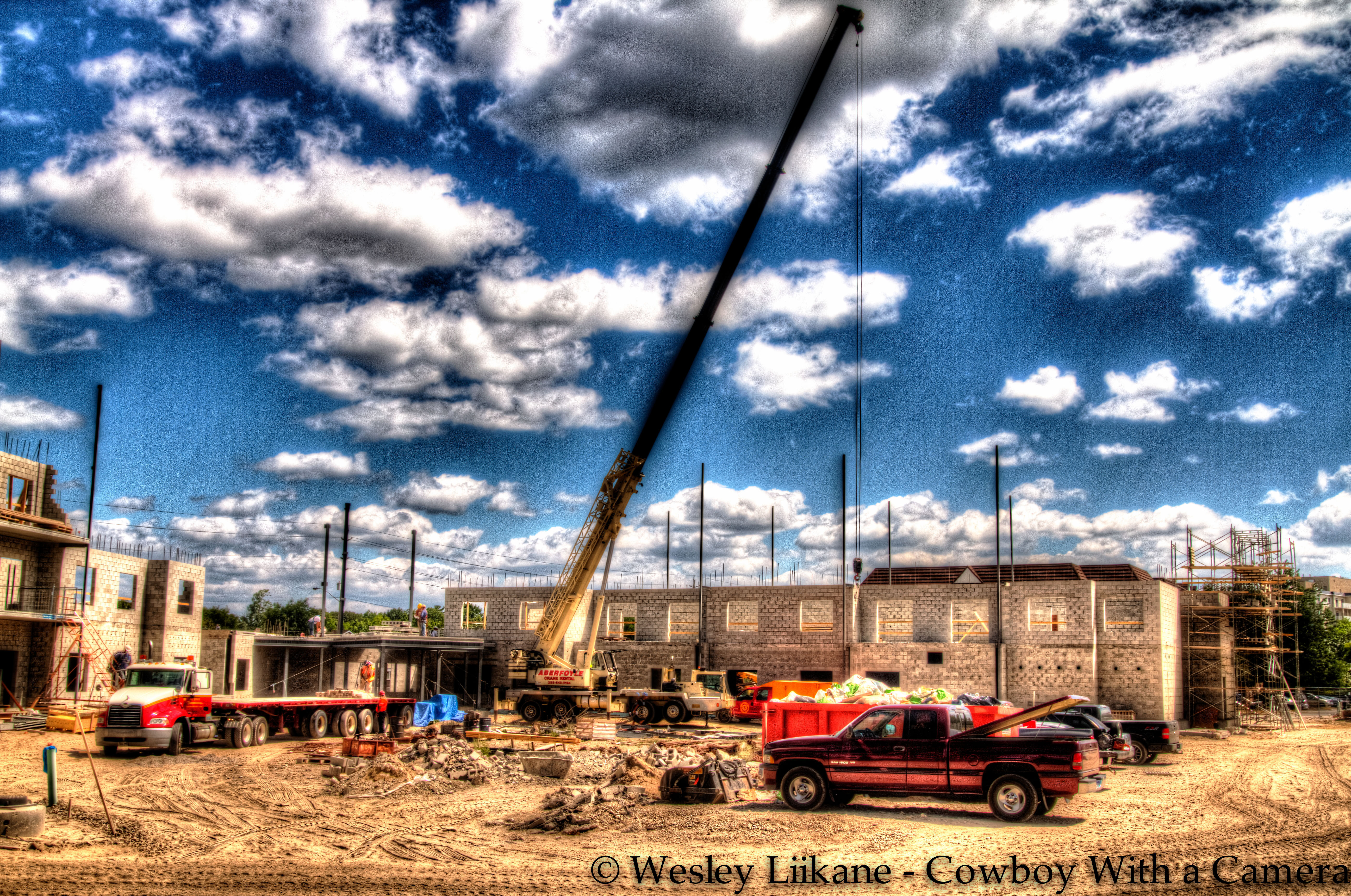 construction site hdr 2
