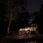 Painting with light Jeep Torrance Barrens Dark sky preserve